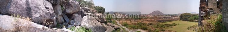 Gingee Fort 360 Degree View