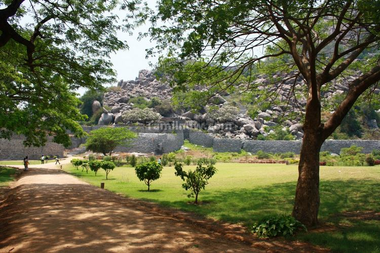 Gingee Fort Photo Gallery