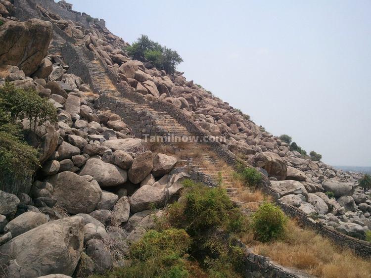 Senji Fort Remains