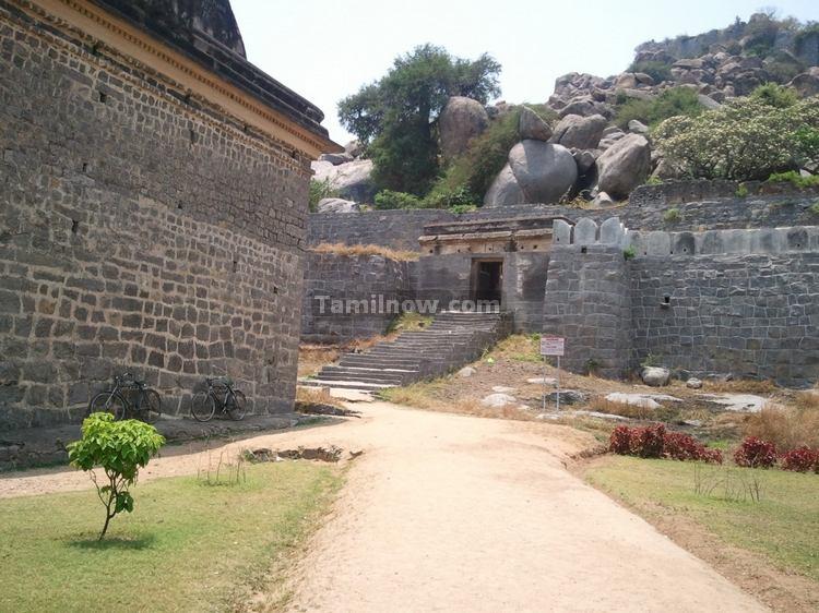 Beautiful Senji Fort