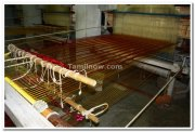Weaving industry kanchipuram