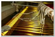 Weaving sarees