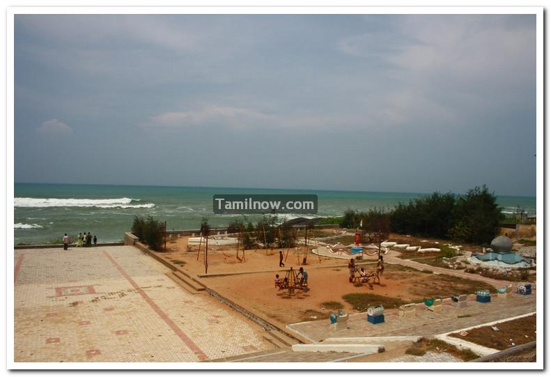 Kanyakumari beach photos 16
