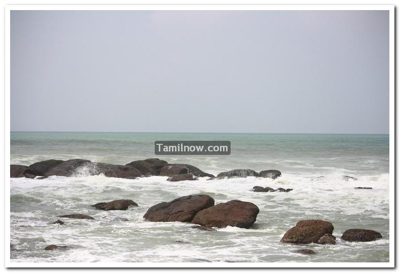 Kanyakumari beach photos 2
