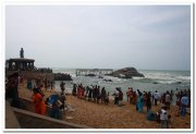 Kanyakumari beach photos 4