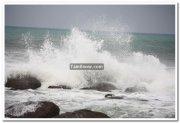 Sea at kanyakumari 4