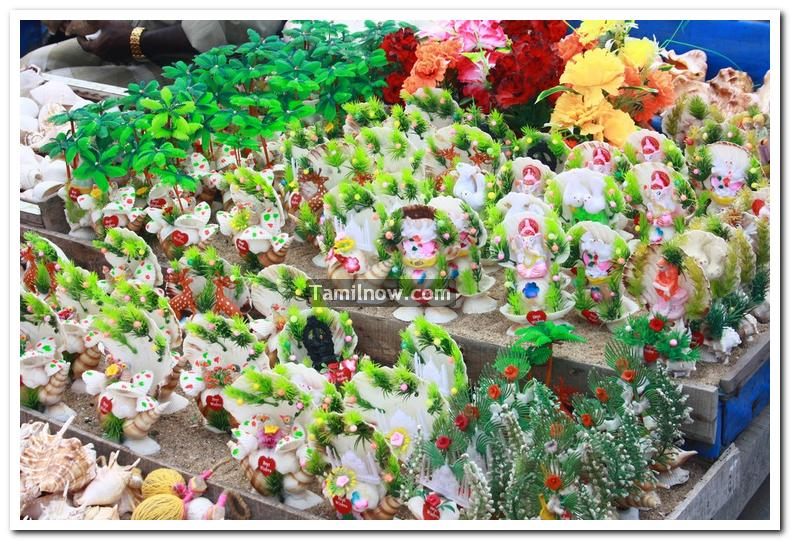 Shops selling crafts at kanyakumari 8