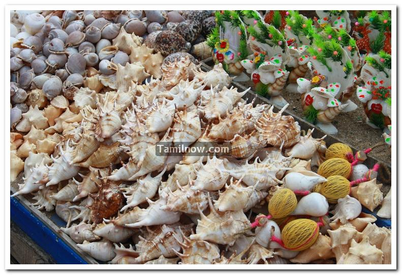 Shops selling crafts at kanyakumari 9