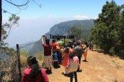 Kodaikanal tribal village view 227