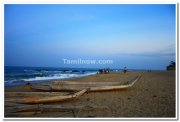 Kovalam beach view 5