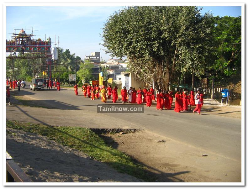 Melmaruvathur aadhi parasakthi temple photo 1