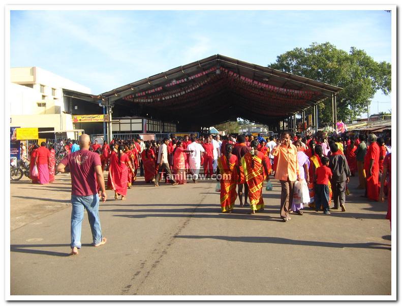 Melmaruvathur aadhi parasakthi temple photo 2