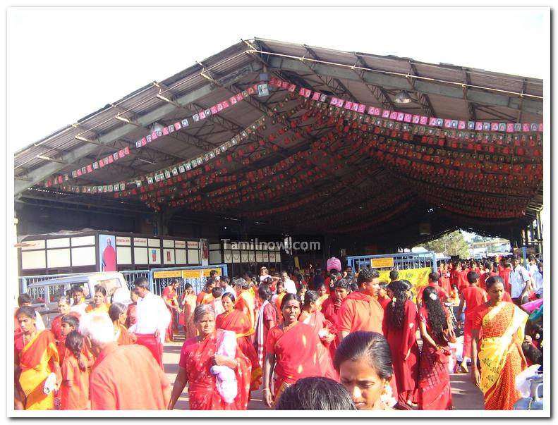 Melmaruvathur aadhi parasakthi temple photo 5