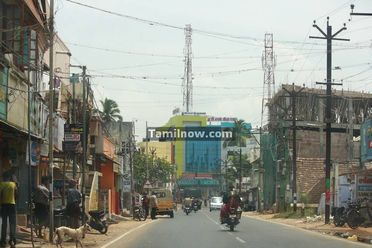Nagercoil town photos 2