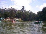 Ooty lake photo 2