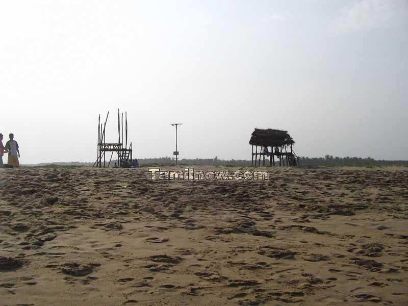 Chunnambar beach still