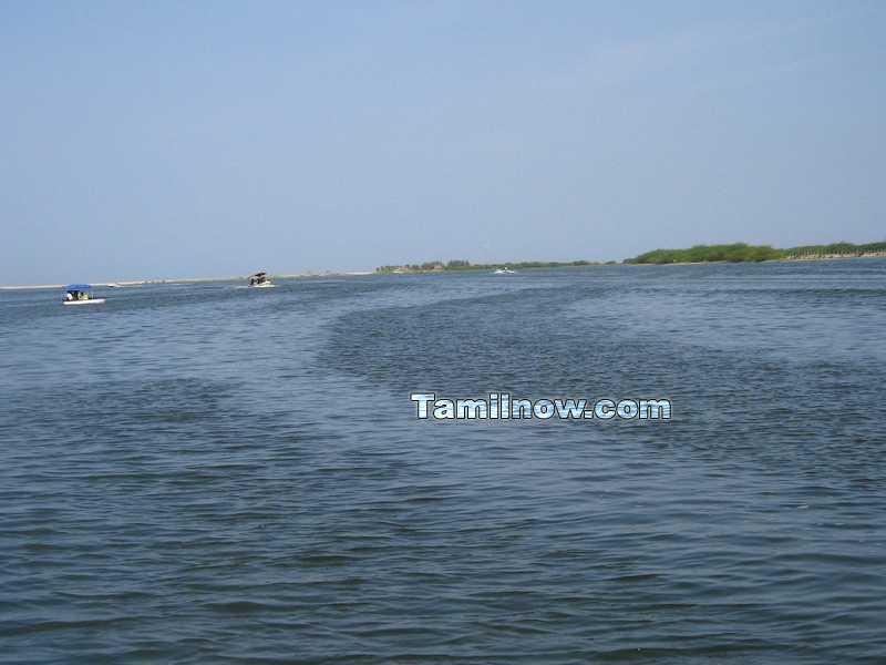 Chunnambar lake resort