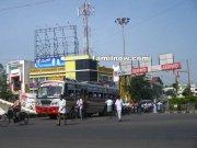 Indira statue junction