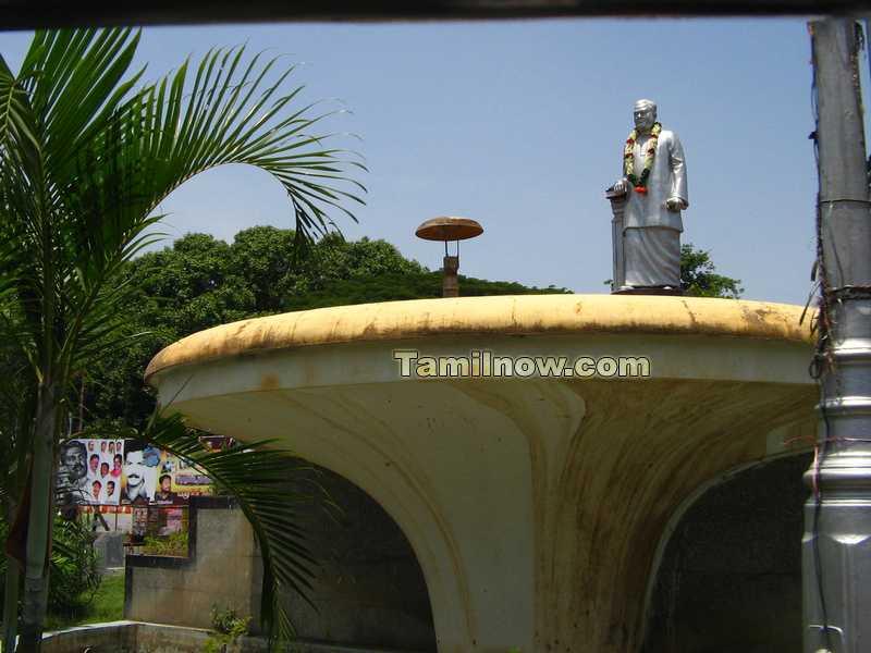 Old thiruvalluar bus stand junction