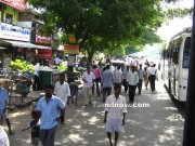 Pondicherry bus stand road