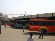 Puducherry bus stand