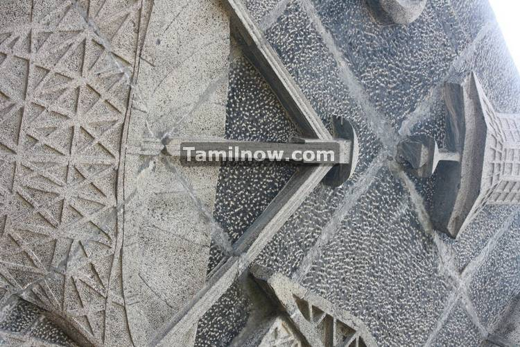 Stone works rajiv gandhi memorial sriperumbudur 13