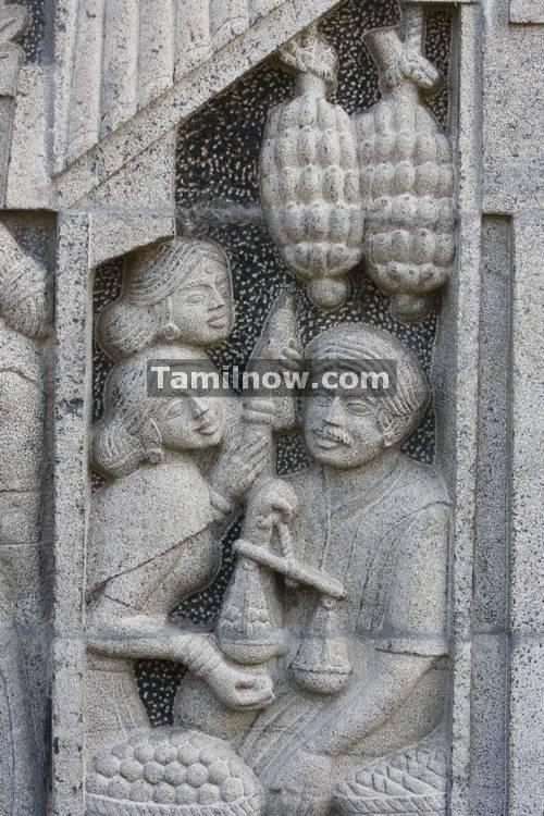 Stone works rajiv gandhi memorial sriperumbudur 6