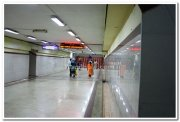 Salem railway station subway