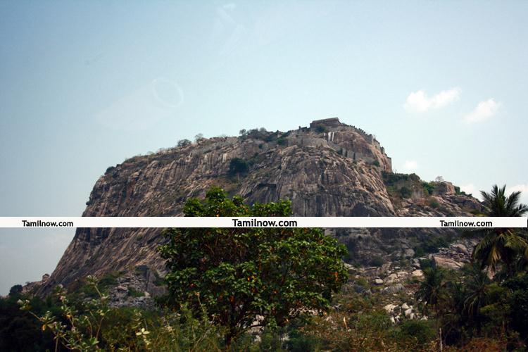 Senji fort near thiruvannamalai