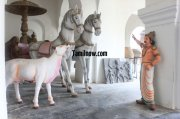 Artifacts on display at thanjavur museum 6 437