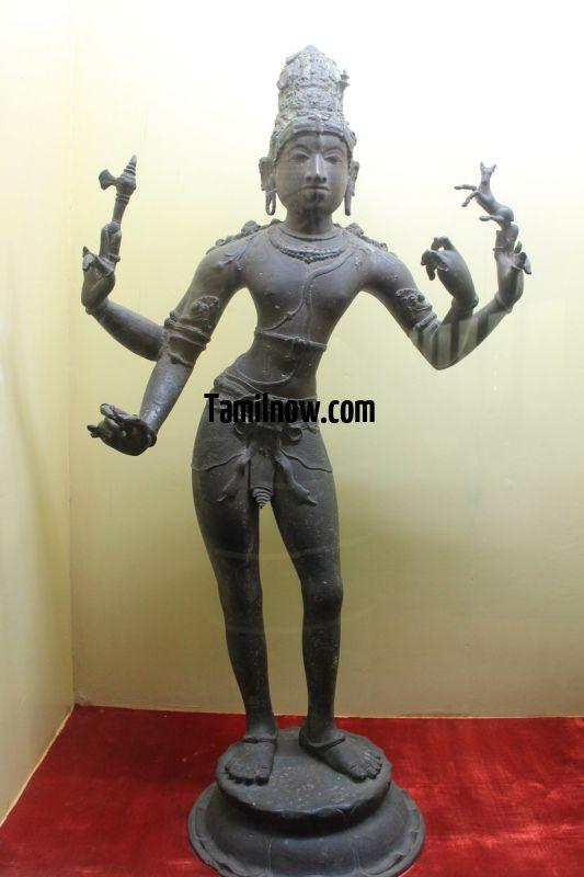 Bronze idols on display at thanjavur museum 3 599