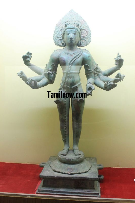 Bronze idols on display at thanjavur museum 6 535
