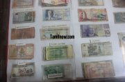 Old notes at thanjavur museum 986