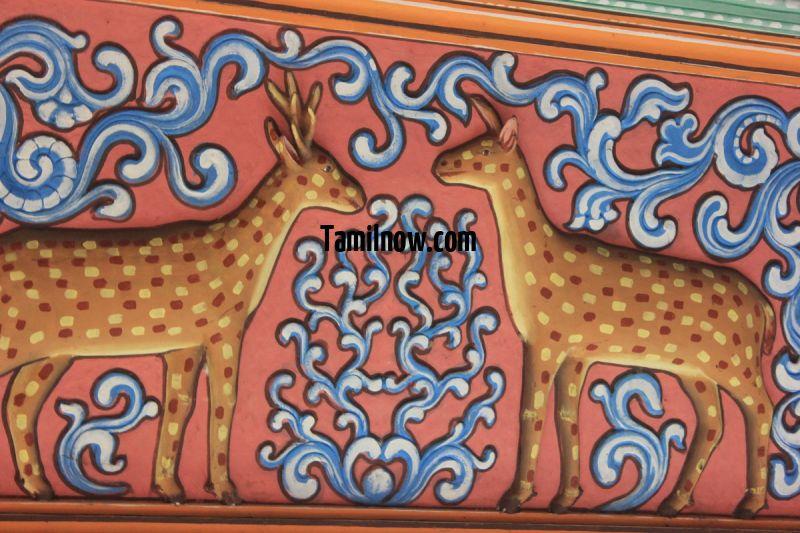 Thanjavur maratha palace insides 2 391