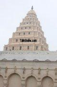 Thanjavur palace tower 2 886