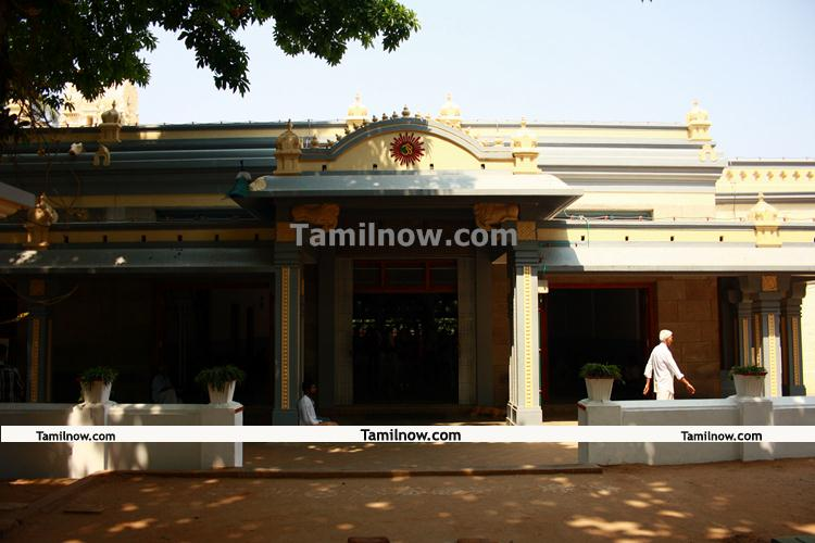 Ramana maharshi ashram 5