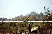 Tiruvannamalai hills 1