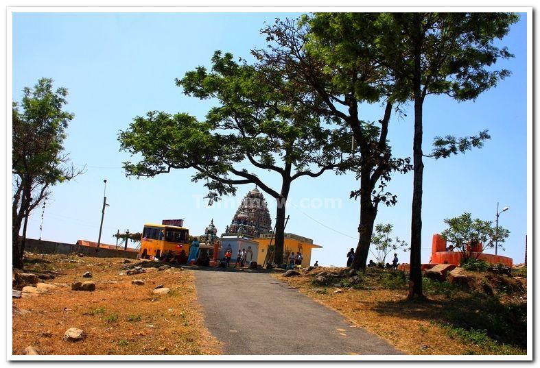 Annamalai temple yercaud view 3