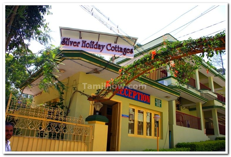 Silver holiday cottages yercaud