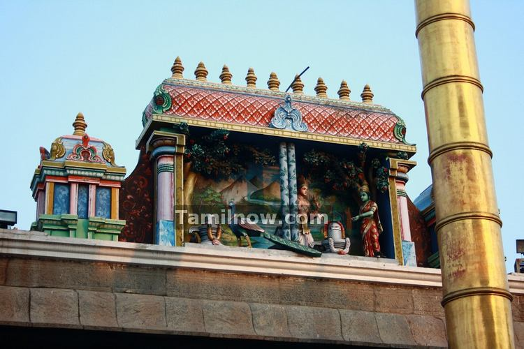 Mylapore kapaleeshwara temple picture 2