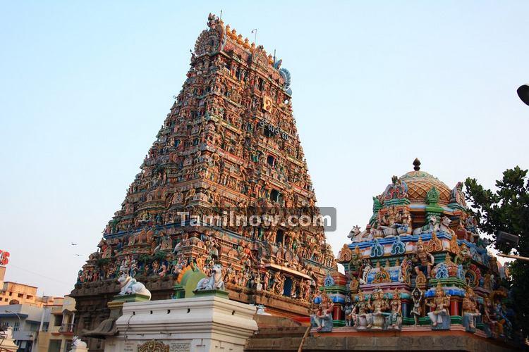 Mylapore kapaleeshwara temple picture 5