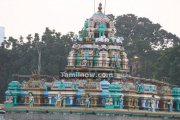 Mylapore temple tank photo 5