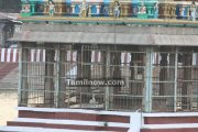 Mylapore temple tank photo 6