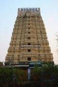 Ekambareswarar temple kanchipuram gopuram 1