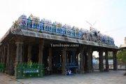 Ekambareswarar temple kanchipuram mandapam