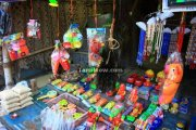 Ekambareswarar temple kanchipuram shops 3