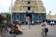 Kamatchi amman temple gopuram