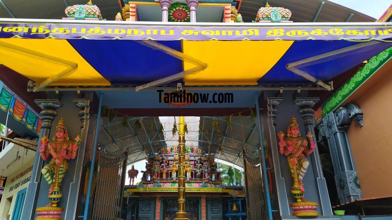 Sri anantha padmanabha swamy temple adyar photo 3 711