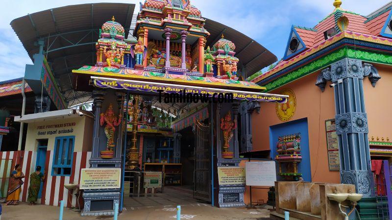 Sri anantha padmanabha swamy temple adyar photo 4 695