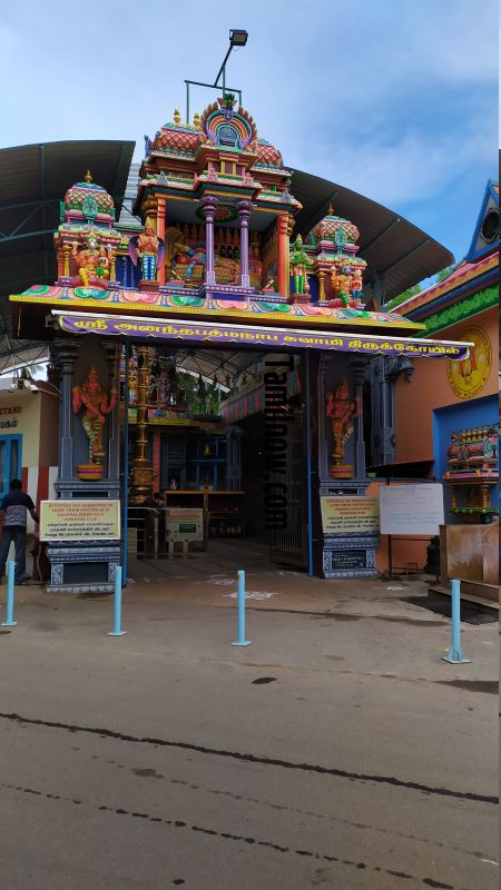 Sri anantha padmanabha swamy temple adyar photo 5 610
